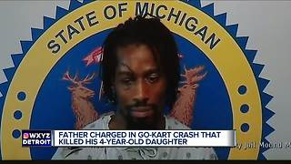 Detroit dad was allegedly drunk during go-kart crash that killed 4-year-old