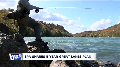 EPA's Great Lakes restoration initiative aims to improve water quality, boost local economies