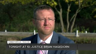 'I'm doing exactly what I said I would do': Justice Hagedorn on challenges facing state Supreme Court