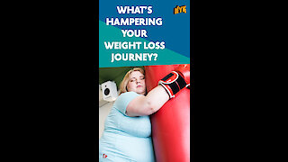 Top 4 Worst Mistakes You Could Be Making On Your Weight-Loss Journey *