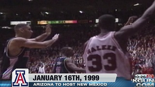 Arizona Basketball to renew rivalry with New Mexico - Video
