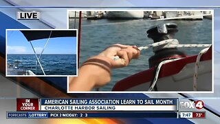 American Sailing Association's Learn to Sail Month