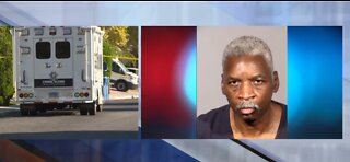 Las Vegas man arrested for killing elderly father during overnight fight
