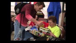 Student Surprises Classmate Going Through a 'Rough Time' With Generous Gift