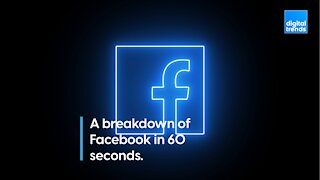 Cliff's notes on the history of Facebook, in 60 seconds