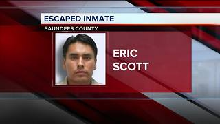Search for escaped Dodge County inmate continues - Video