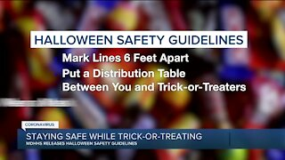 Staying safe while trick-or-treating