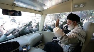 Khamenei's reaction to flight message - Video