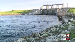 Army Corp of Engineers are continuing to reduce water levels