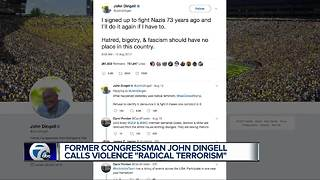 Congressman John Dingell's Tweet going viral - Video