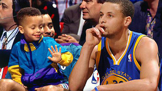 Steph Curry Remembers Which NBA Players Treated Him Like Sh!t as a Kid - Video