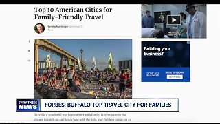 Forbes names Buffalo top city for family travel