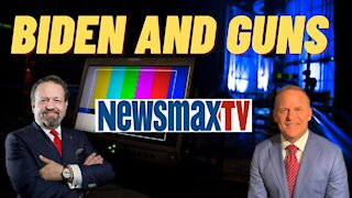 Biden and Guns. Sebastian Gorka with Grant Stinchfield on Newsmax