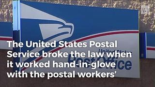 Report: Postal Service Acted Improperly In Supporting Clinton Campaign - Video