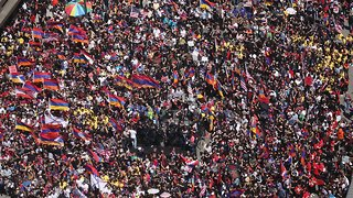 Armenians Commemorate 'Genocide' After Political Shake-Up - Video