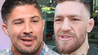 Conor McGregor is Getting the 'D' from Brendan Schaub - Video