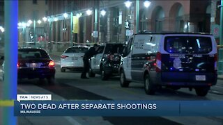 Two deadly shootings highlight overnight violence in Milwaukee
