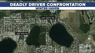 Polk County deputies investigate deadly confrontation between two drivers