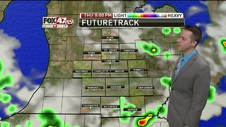 Dustin's Forecast 8-9 - Video