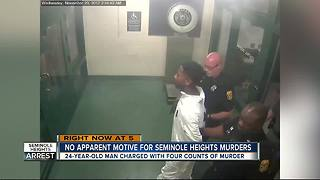No apparent motive for Seminole Heights murders - Video
