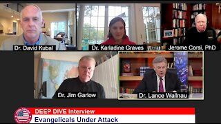 Dr Corsi DEEP DIVE Interview 10-21-20: Evangelicals Under Attack