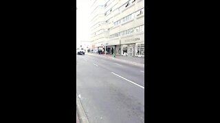 Hostage situation playing out in Cape Town CBD (atN)