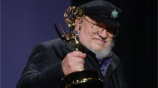 George R.R. Martin Makes Progress New Game Of Thrones Book
