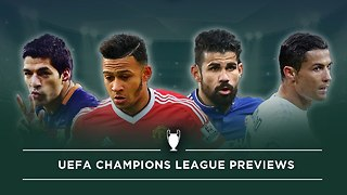 Will Barcelona beat Roma this week?   #FDW Champions League Previews - Video