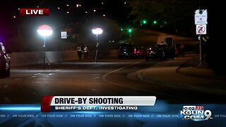PCSD investigating drive-by shooting near southside