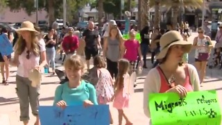 Community action for Immigrant's Day - Video