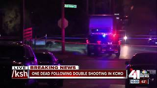 1 dead, 1 injured in shooting at 38th and Benton - Video