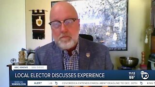 San Diego professor reflects on being a California elector