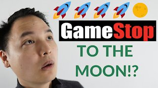WHY GAMESTOP STOCK IS RISING! SHORT SQUEEZE EXPLAINED