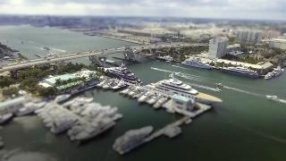 Intracoastal Waterway, Fort Lauderdale - Video