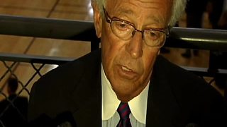 Sports Vault Joe Nuxhall visitation - Video