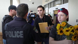 David Hogg Could Have A Special Visit From The Secret Service After Openly Threatening Trump