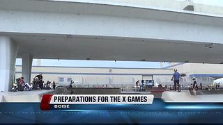 Excitement mounts for Boise X Games Qualifier this weekend - Video