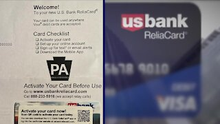 Ohioans mailed debit cards with fraudulent unemployment benefits