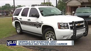 Citizens respond after metro Detroit city considers outsourcing police - Video