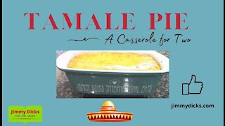 Tamale Pie, Cooking for 2