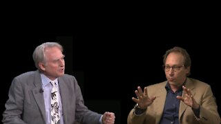 Richard Dawkins and Lawrence Krauss: The Universe from Nothing