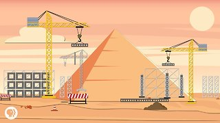 S4 Ep38: How The Pyramids Were Built (Pyramid Science Part 2 - Video