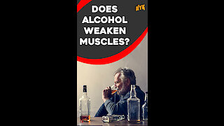 How Alcohol Affects Muscle Building *