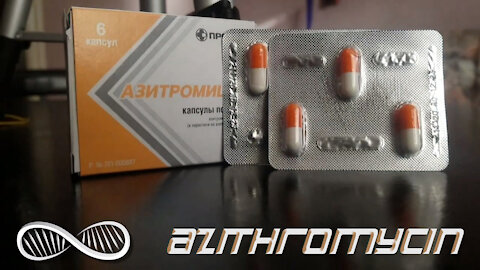 AZITHROMYCIN: The Anti-COVID Antibiotic