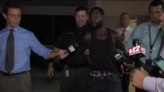 PBSO deputy attacked in Lake Worth alley, suspect arrested - Video