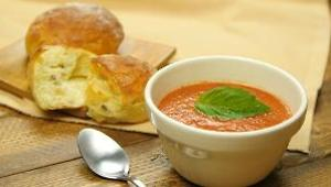 Tomato Basil Soup - Video