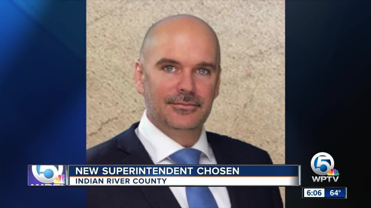New superintendent chosen for Indian River County schools
