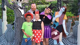 Magical Moment Boy Is Surprised With Adoption At Disney World - Video