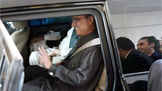 Former Pakistani President arrested on corruption charges