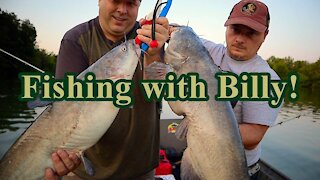 Fishing with Billy Trailer